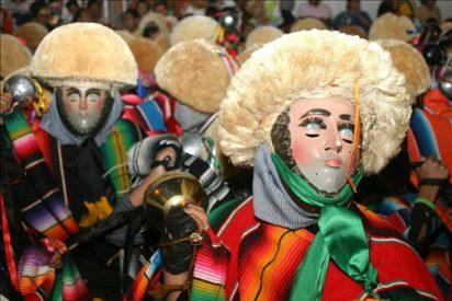 La tradición mexicana de los parachicos, patrimonio inmaterial de la Unesco