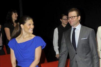 Los príncipes Victoria y Daniel se mudan a su nuevo palacio en Estocolmo