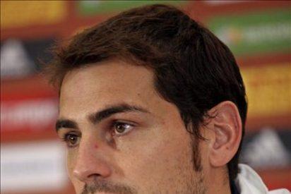 """Casillas advierte de """"las ganas"""" que tiene Portugal de enfrentarse a España"""