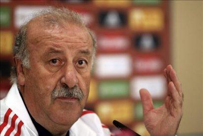 """Del Bosque asegura que no hace alineaciones """"a la carta"""""""