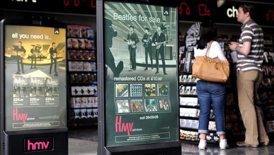 iTunes venderá por primera vez en su historia la música de los Beatles