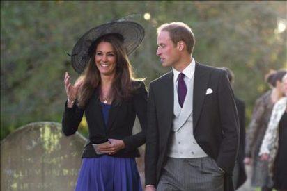 El príncipe Guillermo y Kate Middleton se casarán en Londres el año próximo