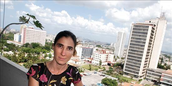 Yoani Sánchez, feliz con el nuevo premio que compensa su estigmatización en Cuba