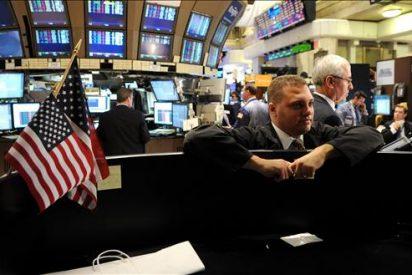 Wall Street cierra con un descenso del 1,59 por ciento en el Dow Jones de Industriales