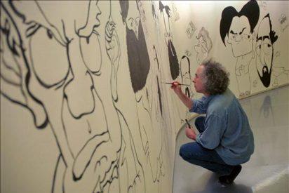 """El dibujante argentino Miguel Repiso elabora su propia versión de """"El Quijote"""""""