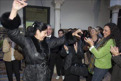 La bailaora Manuela Carrasco, Galardón Flamenco Calle de Alcalá 2011