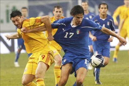 1-1. Italia recurre a la vieja guardia para salvar los muebles ante Rumanía