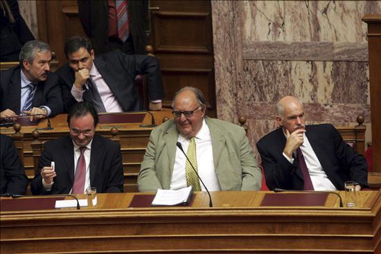 Grecia aspira a recaudar 14.000 millones de euros para reducir su déficit