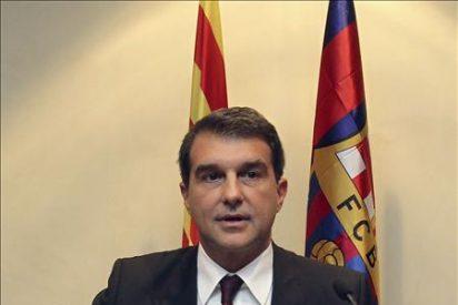 "Un agente denuncia que Laporta ""robó"" al Barça 8,2 millones en Uzbekistán"
