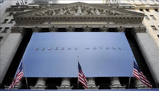 General Motors entusiasma a Wall Street