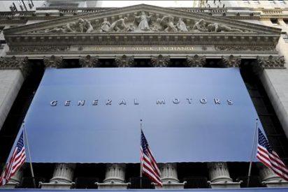 Wall Street sube un 1,59 por ciento tras el exitoso estreno de General Motors