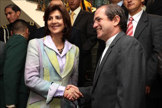 Ecuador y Colombia dan un paso clave para reanudar sus vínculos diplomáticos