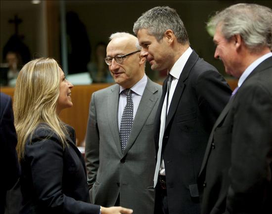 La UE confía en que el rescate financiero a Irlanda calme a los mercados