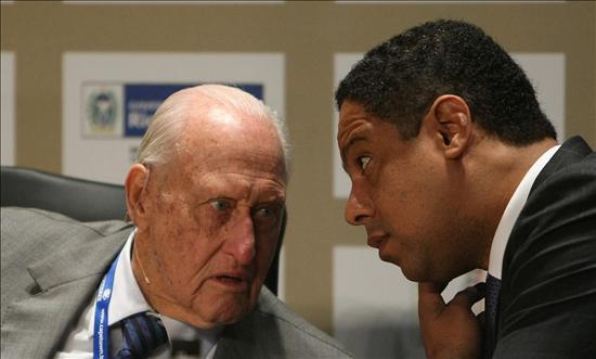 Havelange considera que Ricardo Teixeira sería un buen sucesor de Blatter