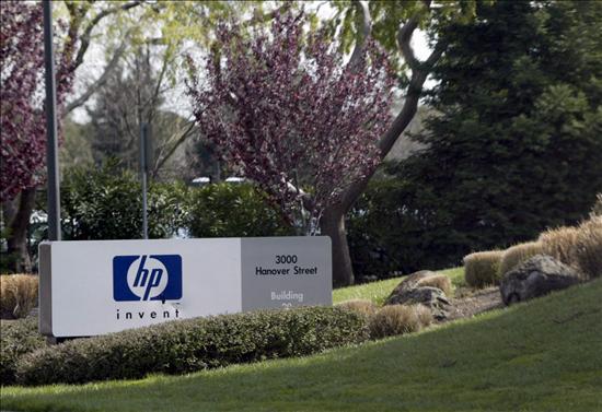 Hewlett-Packard aumenta un 14 por ciento el beneficio neto en el último ejercicio fiscal