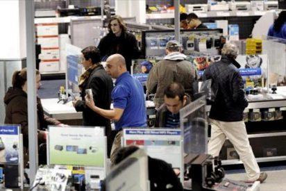 EE.UU. eleva al 2,5 por ciento el crecimiento del tercer trimestre gracias al consumo
