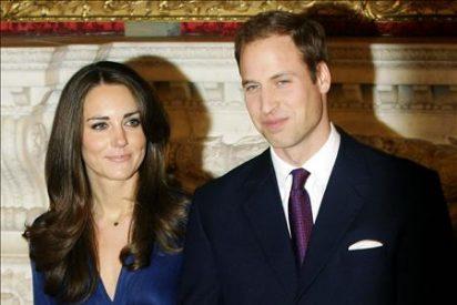 El príncipe Guillermo se casará el 29 de abril en la Abadía de Westminster