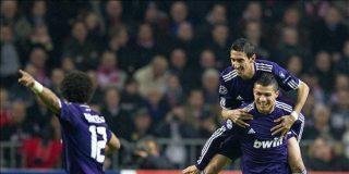 El Madrid asegura el primer puesto y el Olympique de Marsella pasa a octavos
