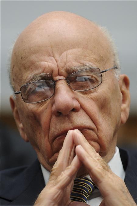 Murdoch busca revolucionar el periodismo con el primer diario para iPad