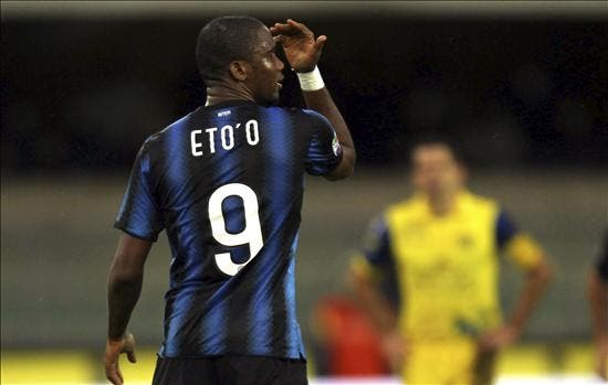 Fotos: Samuel Eto'o mostró un impactante cambio físico a sólo dos meses de su retiro