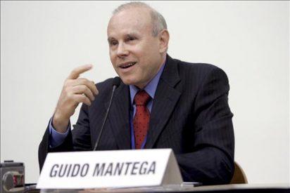 Rousseff confirma a Mantega en Hacienda y elige a Tombini para el Banco Central