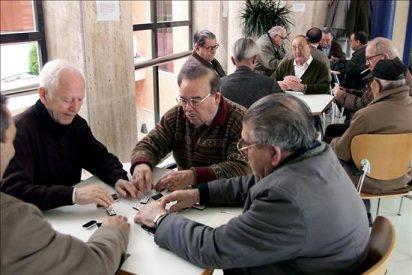 El gasto en pensiones aumentó el 5 por ciento en noviembre hasta los 6.845 millones
