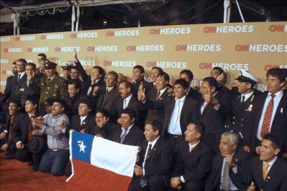 EEUU testigo de homenaje a los mineros de Chile en un programa de TV dedicado a los héroes