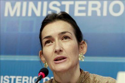 La ministra de Cultura inicia un periplo que le llevará a México y a Estados Unidos