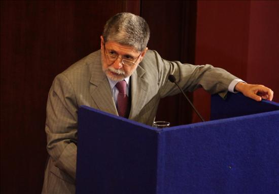 Amorim afirma que el principal desafío de Rouseeff será la relación con China
