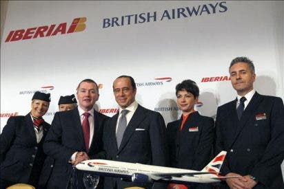 El presidente de Iberia dice que la fusión con British es un proyecto ganador
