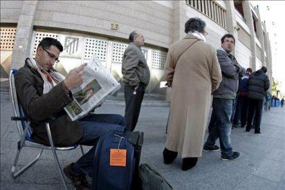 Los periódicos perdieron 34,2 millones en 2009, pero los lectores crecieron 1,4%