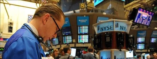 Wall Street baja el 0,80 por ciento en la apertura