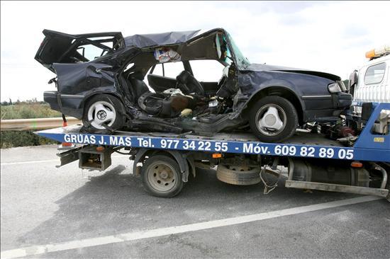 El 40 por ciento de los niños muertos en accidente de tráfico no llevaba sillita