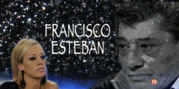 La Esteban demanda a los que 'convocaron' al espíritu de su padre en A3