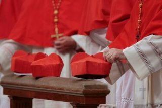 Reunión en la cumbre del Papa con sus cardenales