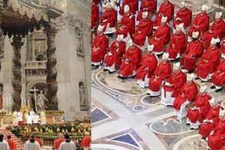 """Benedicto XVI a sus príncipes: """"Los cardenales deben estar junto a Cristo en la cruz"""""""