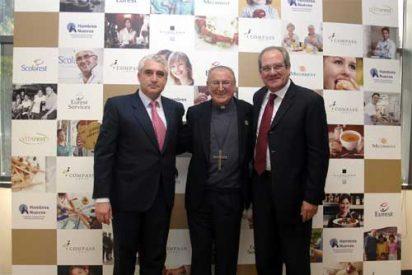 Compass Group colabora con la fundación 'Hombres Nuevos' de monseñor Castellanos