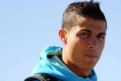 El último 'look' de Cristiano