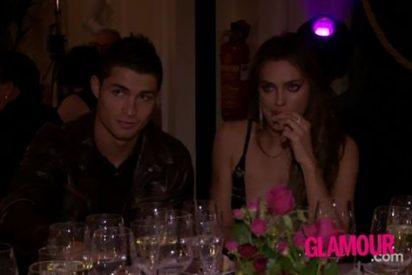 Irina Shayk y Cristiano Ronaldo llenan Madrid de mucho 'Glamour'
