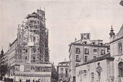 """Esta Navidad el Hotel InterContinental Madrid rinde homenaje al Centenario de la Gran Vía, con un exclusivo """"paseo"""" gastronómico por sus insignias arquitectónicas"""