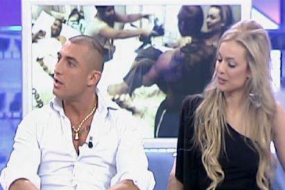 """'El Feroz' y Flor (GH12): """"No utilizamos protección en el sexo"""""""