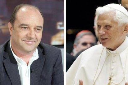 """Jesús Maraña, director de Público, alecciona al Papa recordándole su pasado """"nazi"""""""