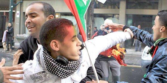 El Gobierno español da la espalda a la represión marroquí en el Sáhara