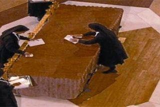 """""""No hay paridad en la Igesia católica"""""""