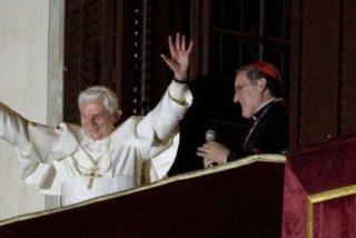 Benedicto XVI en Barcelona
