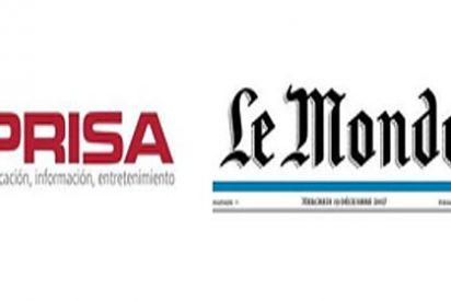 Prisa quiere asociarse al trío comprador del grupo francés Le Monde