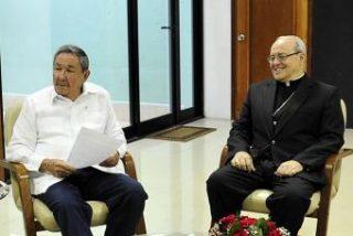 Raúl Castro asistió en La Habana a la inauguración del primer seminario católico en medio siglo