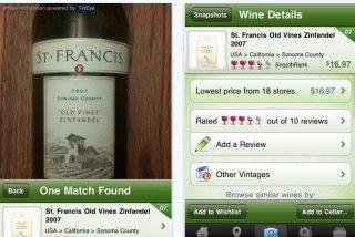 Las diez mejores aplicaciones de iPhone para entusiastas del vino