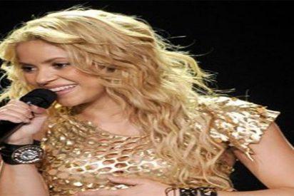 Shakira será una burbuja Freixenet
