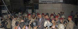 Al menos 52 muertos tras el ataque a una iglesia católica de rito sirio en Bagdad